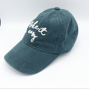 American Eagle Canvas Hat | Take it Easy